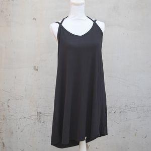 RVCA Dresses - RVCA Womens Zavey Black Strappy Dress